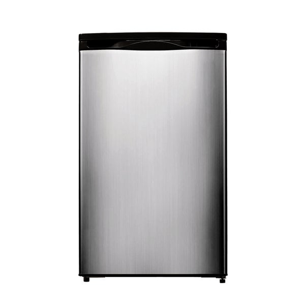 Midea Stainless Steel 4.3 Cubic-foot Refrigerator