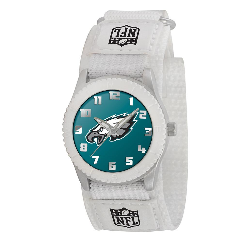 Philadelphia Eagles Game Time White Rookie Series Watch