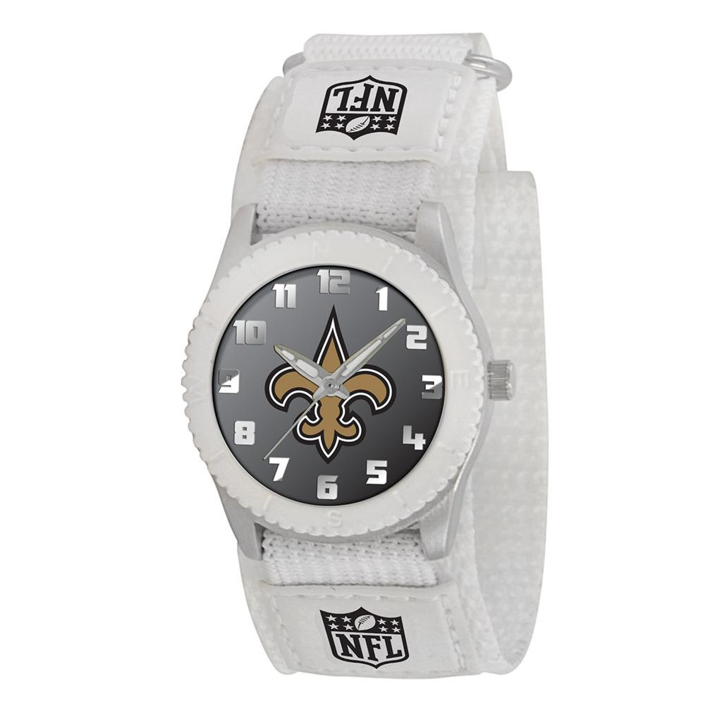 New Orleans Saints Game Time White Rookie Series Watch