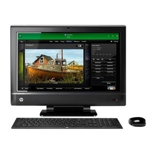 HP TouchSmart 610-1100 610-1150f All-in-One Computer - Intel Core i5