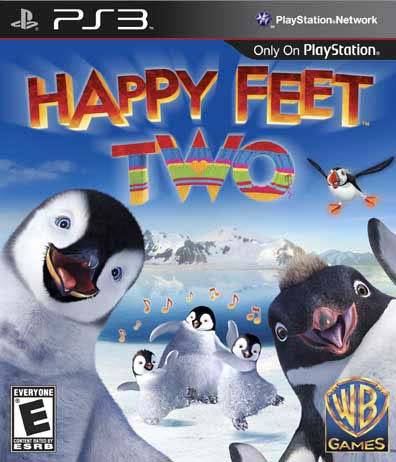 PS3 - Happy Feet Two