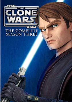 Star Wars: The Clone Wars Season Three (DVD)