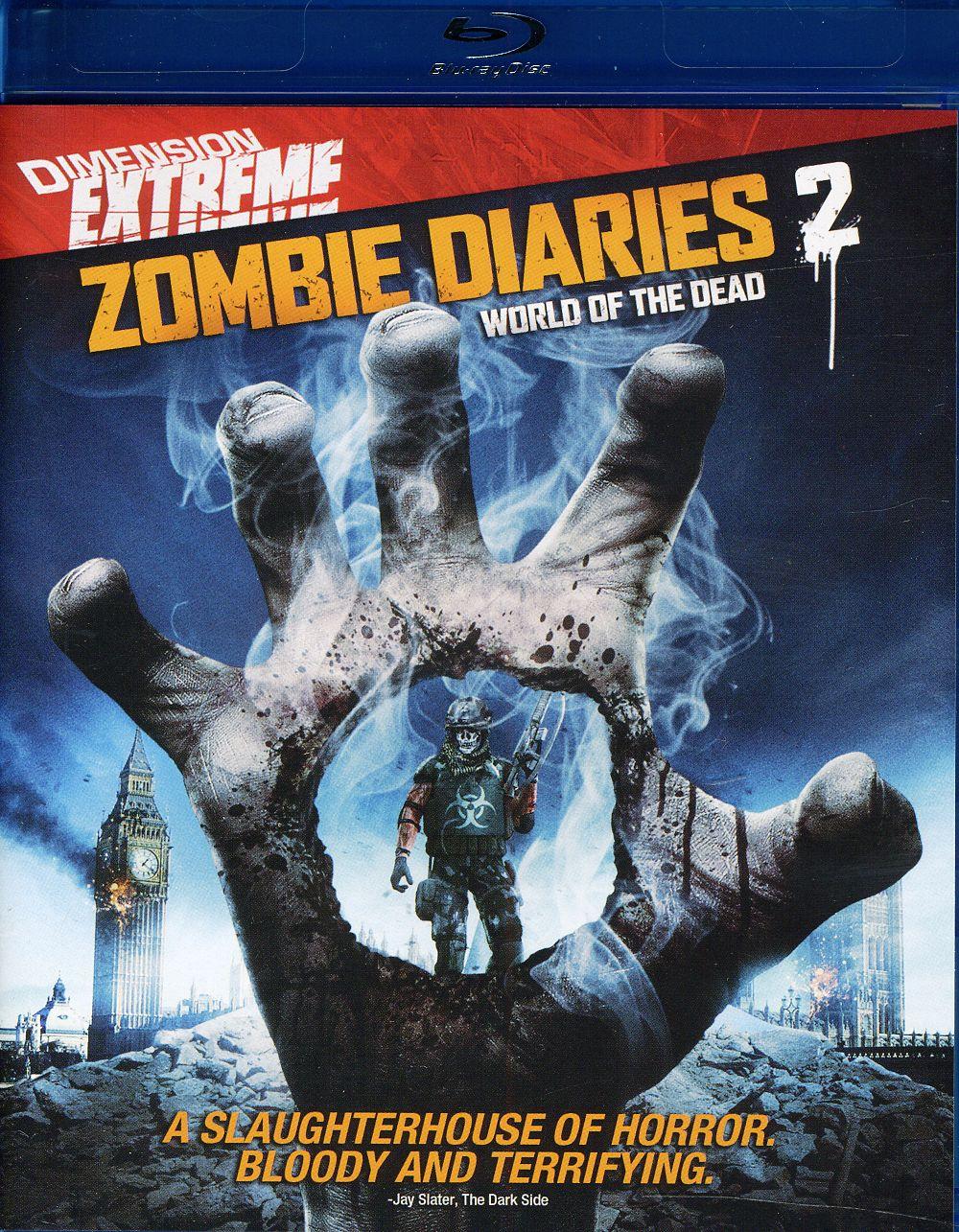 Zombie Diaries 2 (Blu-ray Disc)
