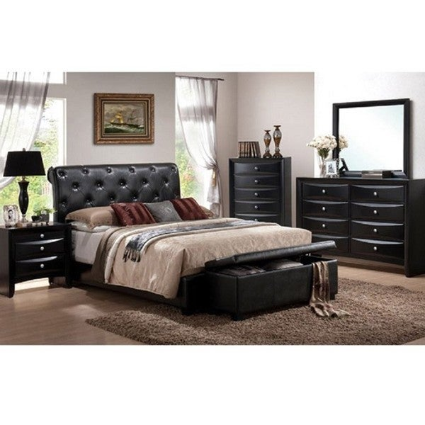 vegas 5 piece east king bedroom set free shipping today overstock