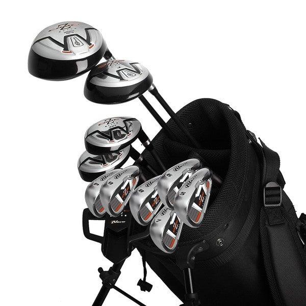 Nextt Golf Men's Z One Elite Right Hand 17-piece Golf Set