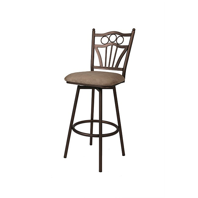 Florence 26 Inch Swivel Counter Stool Free Shipping