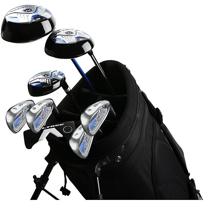 Nextt Golf Voltage Ladies 11-piece Bag and Golf Set