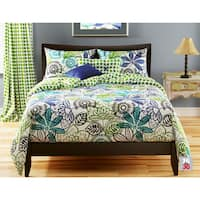 Bali 6-piece Duvet Cover and Insert Set