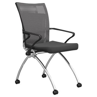 Mayline Valore High-back Chairs (Pack of 2)