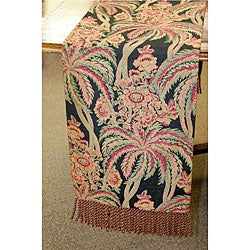 Corona Decor Tropical 80-inch Table Runner - 8' x 11'