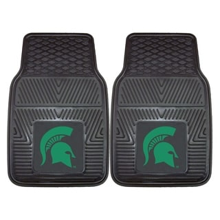 Fanmats Michigan State 2-piece Vinyl Car Mats