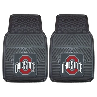 Fanmats Ohio State 2-piece Vinyl Car Mats