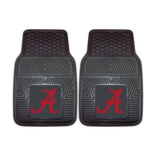 Fanmats Alabama 2-piece Vinyl Car Mats|https://ak1.ostkcdn.com/images/products/6042906/P13721658.jpg?impolicy=medium