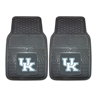 Fanmats Kentucky 2-piece Vinyl Car Mats