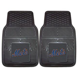 Fanmats New York Mets 2-piece Vinyl Car Mats