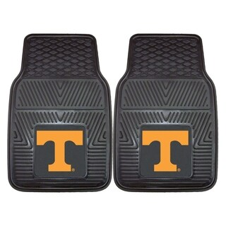 Fanmats Tennessee 2-piece Vinyl Car Mats