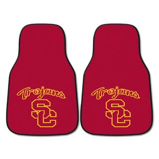 Fanmats Southern California 2-piece Carpeted Nylon Car Mats