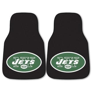 Fanmats New York Jets 2-piece Carpeted Cat Mats|https://ak1.ostkcdn.com/images/products/6043084/6043084/Fanmats-New-York-Jets-2-piece-Carpeted-Cat-Mats-P13721828.jpg?impolicy=medium