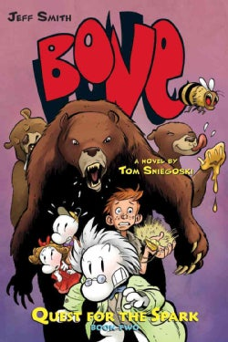 Bone: Quest for the Spark Vol. 2 (Hardcover)