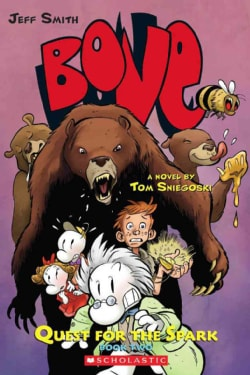 Bone: Quest for the Spark Vol. 2 (Paperback)