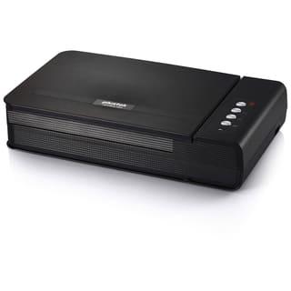 Shop Plustek Opticbook 4800 Flatbed Scanner 1200 Dpi Optical Overstock 6044851