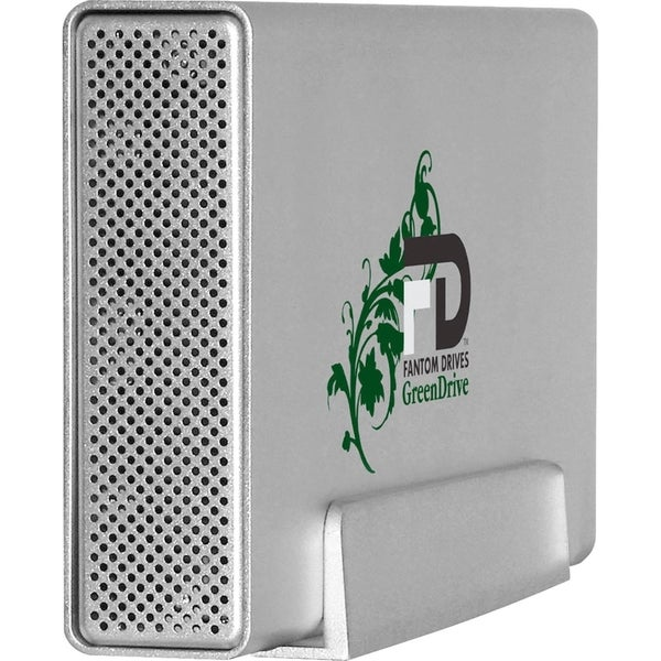"Fantom GreenDrive GD1500EU64 1.50 TB 3.5"" External Hard Drive"
