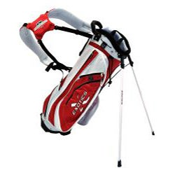 Tour Edge Exotics Xtreme Red/ White Stand Golf Bag