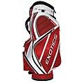 Tour Edge Exotics Xtreme Red/ White Cart Golf Bag