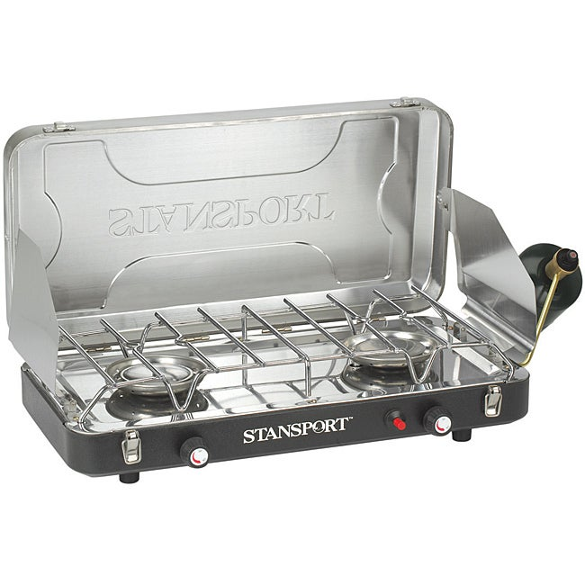 StanSport 25k Burners Propane Stove - Thumbnail 0
