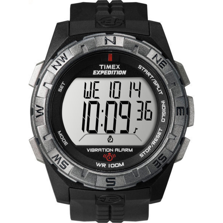 Timex Men's T49851 Expedition Rugged Digital Vibration Al...