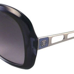 Roberto Cavalli RC523S Magnolia Women's Rectangular Plastic Sunglasses - Thumbnail 1