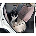 K&H Deluxe Tan Car Seat Saver