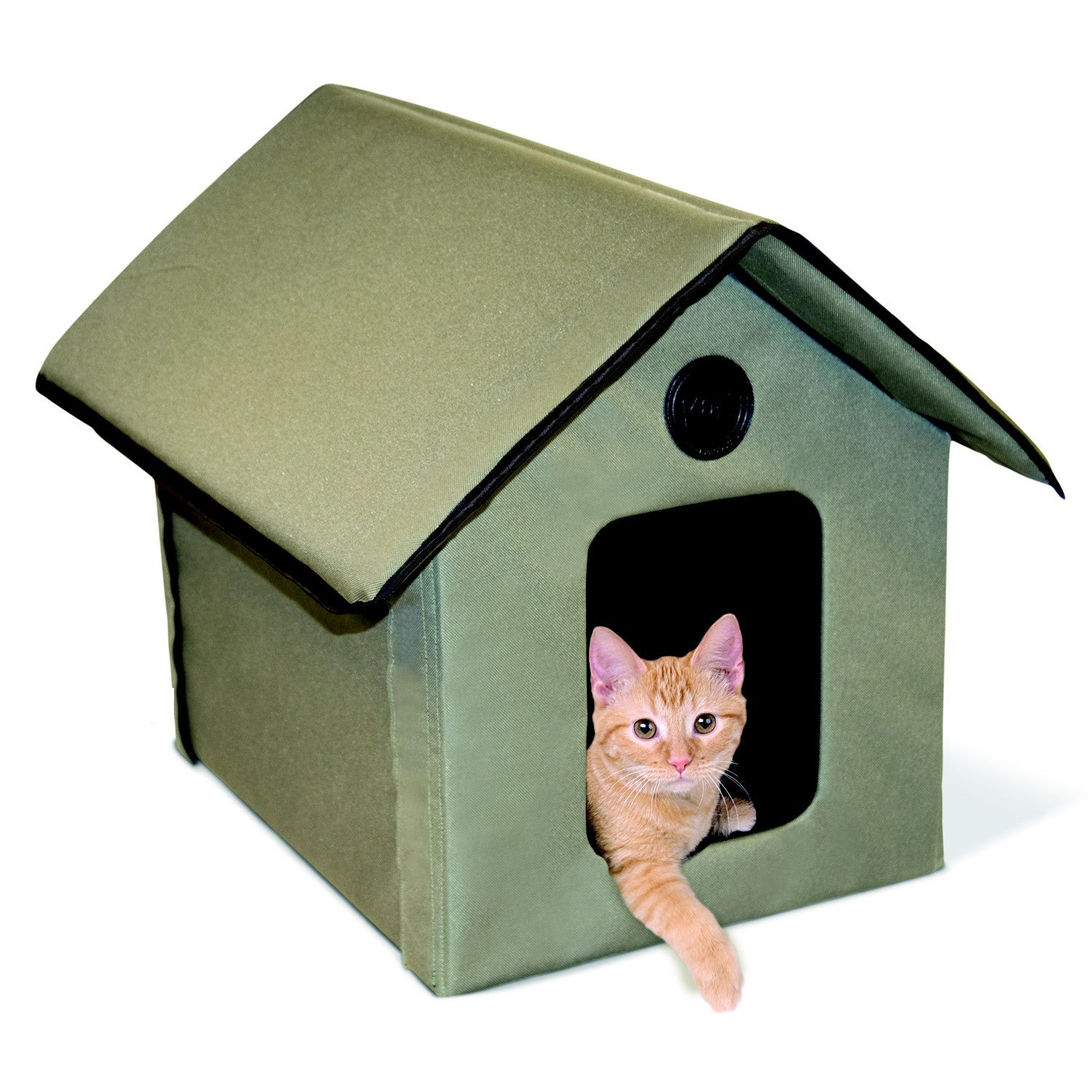 K&H Manufacturing K&H Outdoor Non-Heated Kitty House (Gre...