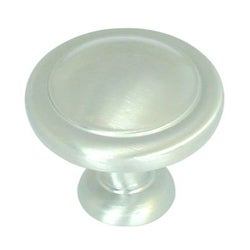 Amerock Allison 1.25-Inch Satin Nickel Cabinet Knob (Pack of 10)
