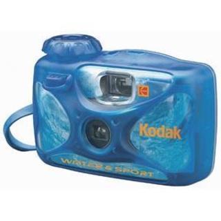 Kodak Water & Sport One-Time Use Camera|https://ak1.ostkcdn.com/images/products/6045608/P13723895.jpg?impolicy=medium