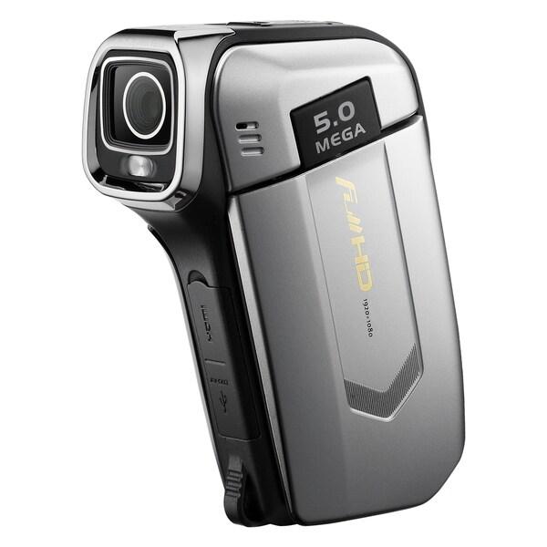 """DXG QuickShots DXG-5B9V Digital Camcorder - 2.4"""" LCD - CMOS - Full HD"""