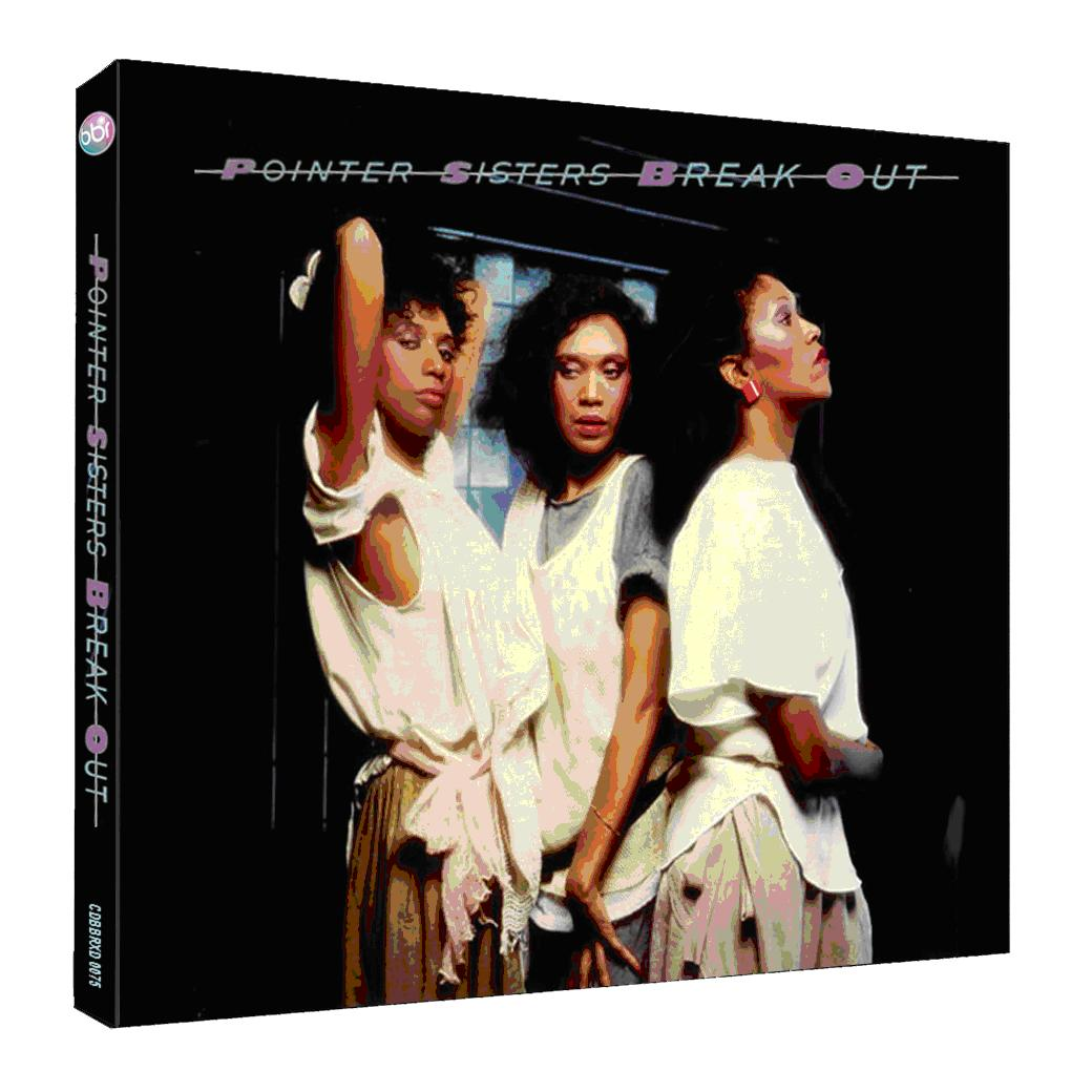 Pointer Sisters - Break Out