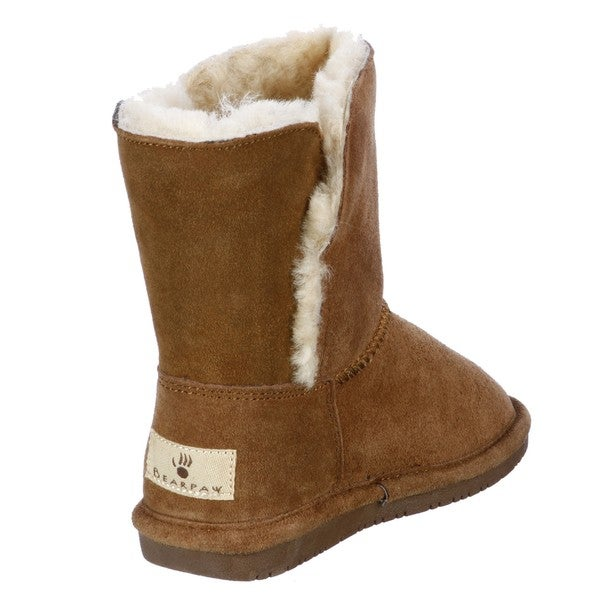 Bearpaw Girl's 'Abigail Youth' Hickory Toggle Boots FINAL SALE - Free Shipping On Orders Over ...