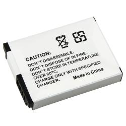 Li-ion Battery for Samsung SLB-11A/ CL65 (Pack of 2)