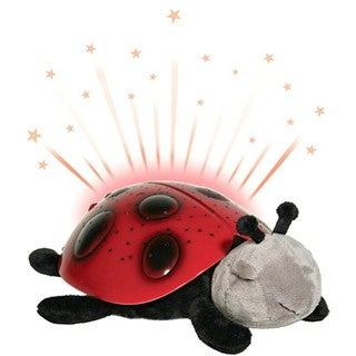 Shop Cloud B Twilight Ladybug Constellation Night Light