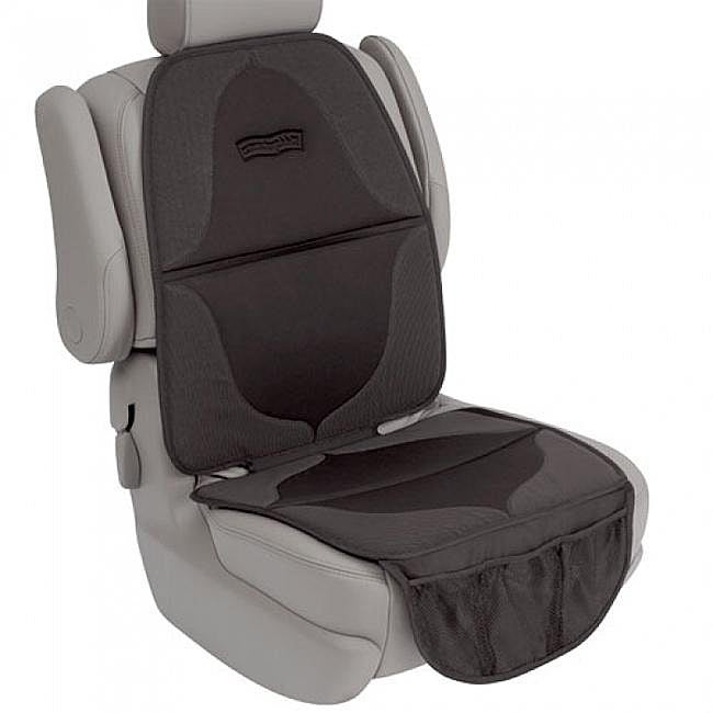 Summer Infant Elite DuoMat Premium 2-in-1 Car Seat Protector - Thumbnail 0