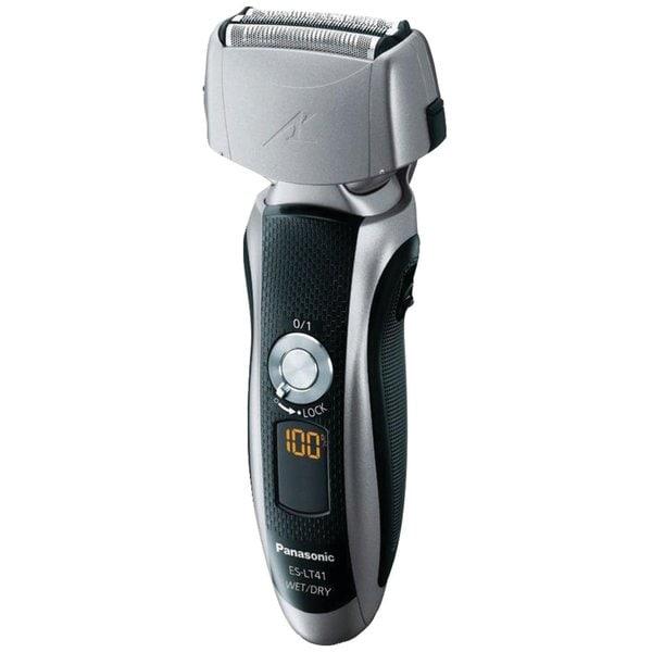 Panasonic ES-LT41-K Men's 3-Blade Wet/Dry Rechargeable Electric Shaver