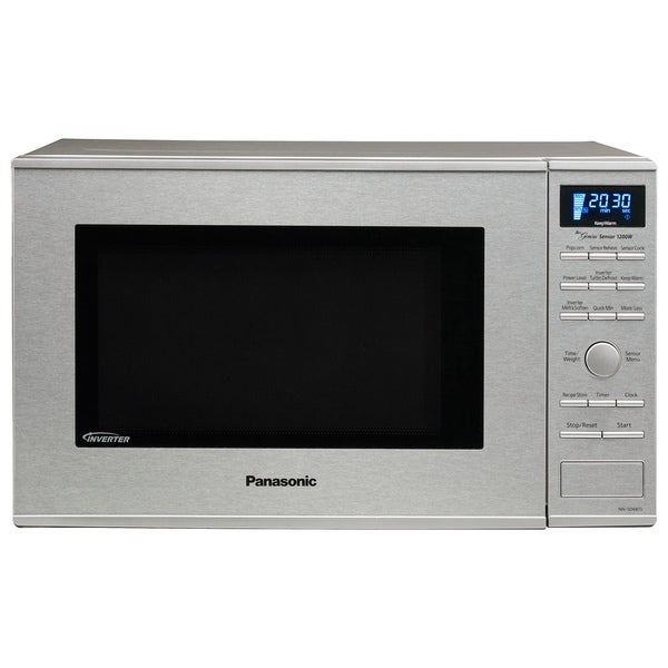 Shop Panasonic Nn Sd681s Microwave Oven Ships To Canada