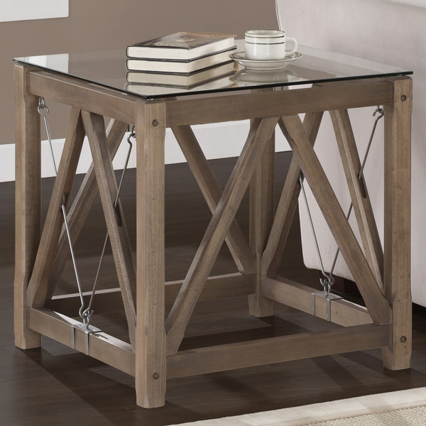 Marvelous Cable End Table