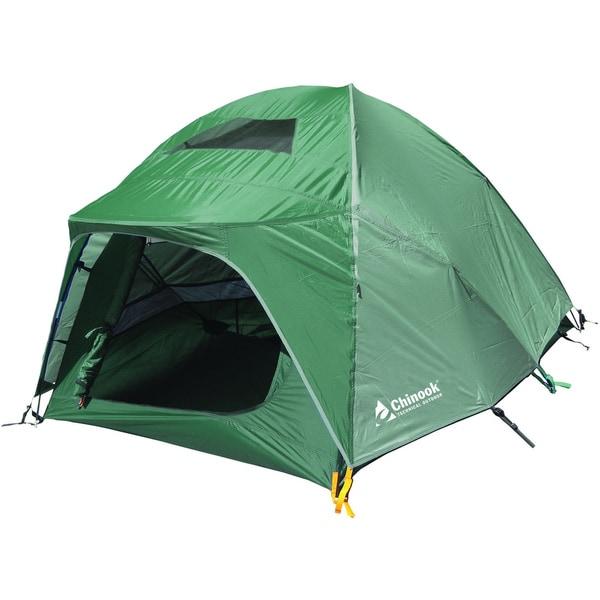 Chinook 6 Person Fiberglass Tornado Tent