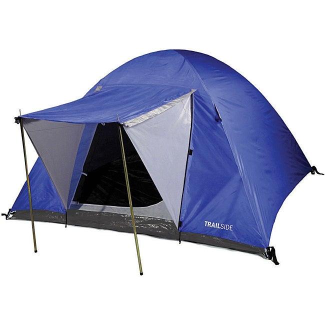 Chinook Aurora 3 Person Fiberglass Tent Free Shipping