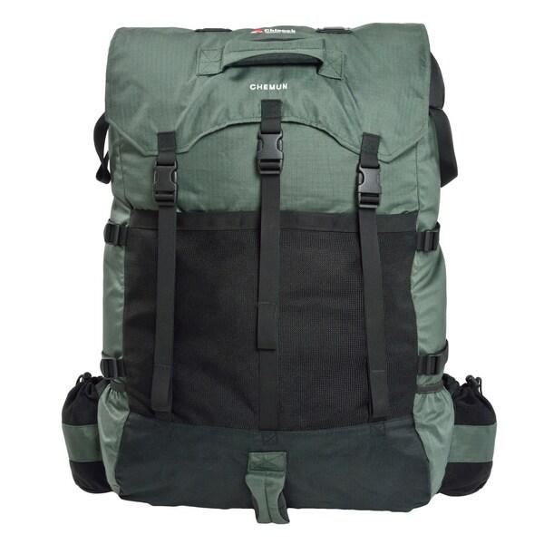 Chinook Green/ Black Chemun Portage Backpack