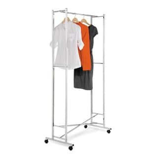 Honey Can Do GAR-01268 Folding Garment Rack|https://ak1.ostkcdn.com/images/products/6051374/P13728442.jpg?impolicy=medium