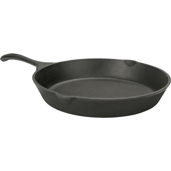 Bayou Classic 12-inch Cast Iron Skillet