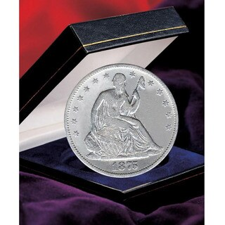 American Coin Treasures Seated Liberty Silver Half Dollar